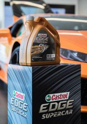 Castrol: новая линейка моторных масел EDGE SUPERCAR