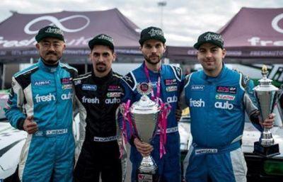 CASTROL выступает техническим партнёром гоночной команды FRESH AUTO на RDS GP 2019